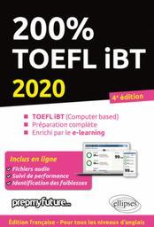 200% TOEFL IBT, 2020 | FENYAR Lara