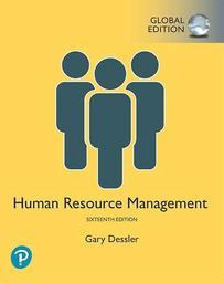 Human resource management / Gary Dessler | Dessler, Gary (1942-....). Auteur